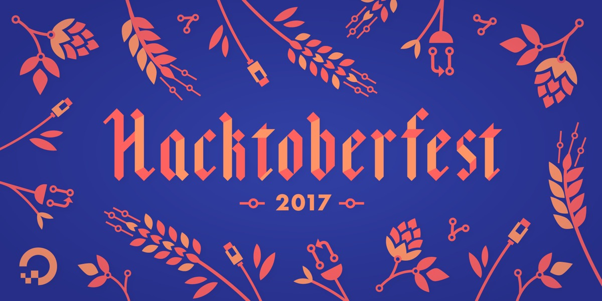 Help us build capacity of open software users and developers with Hacktoberfest
